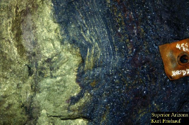 Skarn And Cu Au Rich Massive Sulfide Specularite