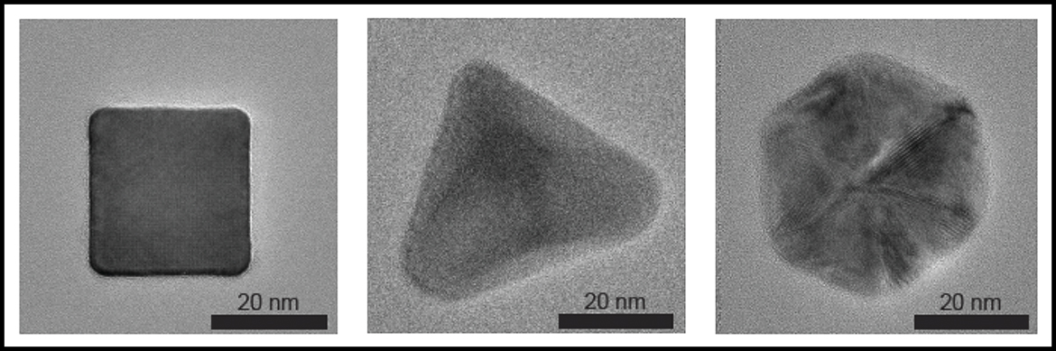 phase changing nanoparticles