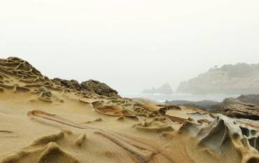Point Lobos rock formations