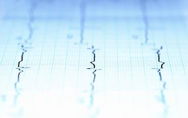 Algorithm earthquake data
