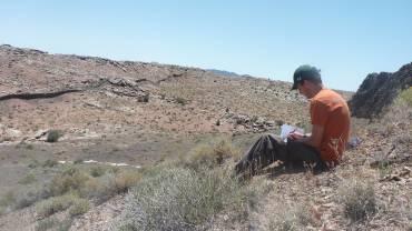 GEOPHYS 171, June 2014 - SW Volcanism in Southern California and Utah