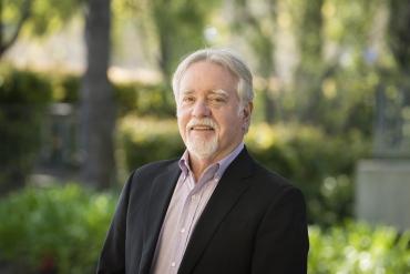Geologist Stephan Graham