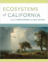 Ecosystems of California book cover