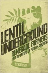 Lentil Underground book cover