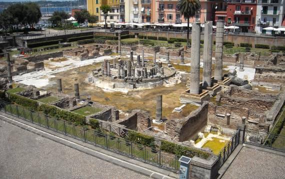 The Macellum of Pozzuoli