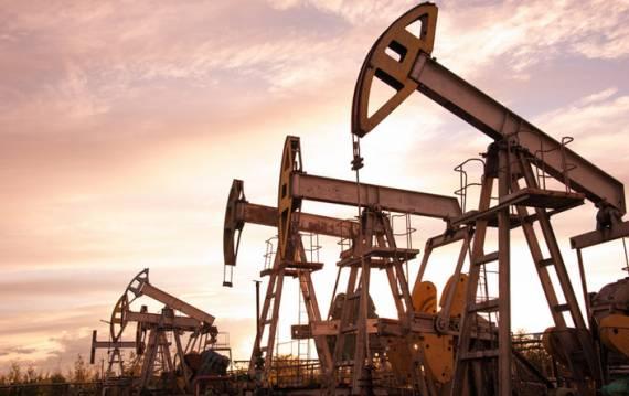 Oklahoma oil rigs