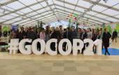 COP21 participants