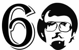 Roland Horne's 60th birthday logo
