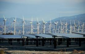 wind farms in Palm Springs