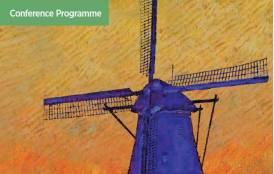Illustration of a windmill