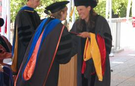Earth, Energy, And Environmental Sciences 2011 Commencement
