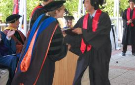 Stanford Earth Commencement 2011