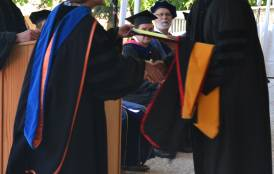 Stanford Earth Commencement