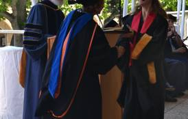 Stanford Earth Science Commencement