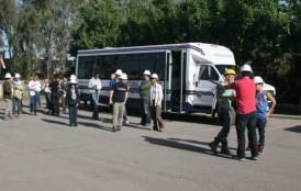 101A Energy field trip