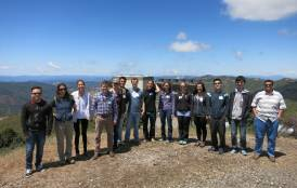 Energy field trip 2015
