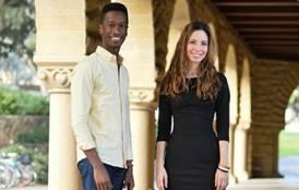 Jeremy Brown and Rebecca Hernandez