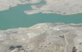 photo of a Jordan reservoir