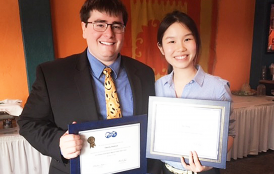 ERE Researchers Awarded at SPE Western Region Student Paper Contest