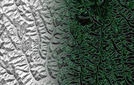 Digitized landscape