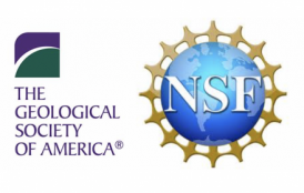 GSA and NSF logos