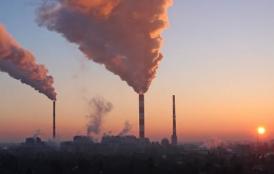 smoke stack emissions