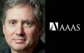 Steven Gorelick and AAAS logo