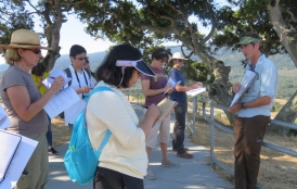 K-12 teachers participating in Stanford Earth's Geoscape program