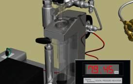 Virtual porosimeter