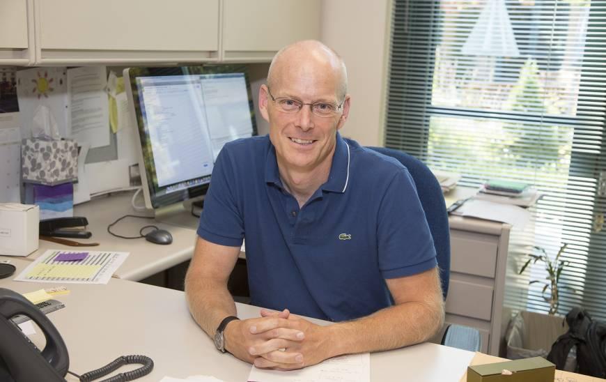 Tony Receives Uren Award Stanford School Of Earth