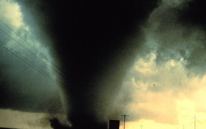 the truth about tornadoes Berkeley, calif — does global warming weaken tornadoes yes, you read that correctly despite the recent spate of deadly twisters, including those that tore through the midwest over the.
