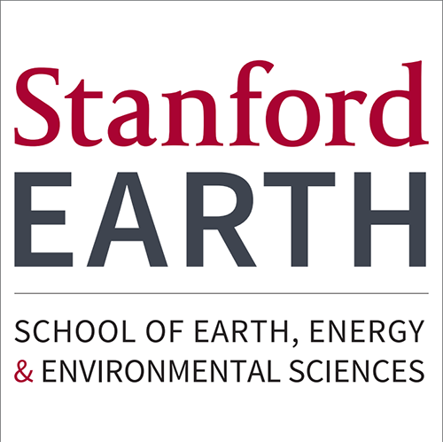 Stanford Earth with school name workmark