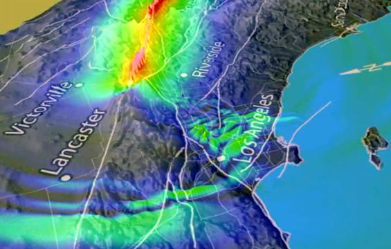 virtual earthquake simulator